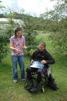 Ausbildung Bettina und Claudia in Hemmoor