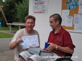 Ausbildung und Urkunden 19.07.2007