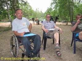 Ausbildungswochenende Pretzien 12.-14.06.2015