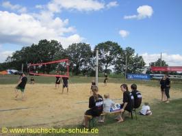 Beach Volleyball in Nettelkamp 18.06.2011