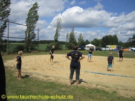 Beach Volleyball in Nettelkamp 18.06.2011