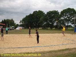 Beachvolleyball 2010