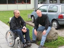 Fortbildung Handicap Instructor in Heidelberg