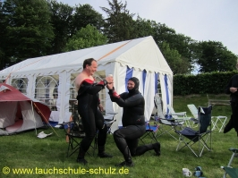 Fun Tauchwochenende Gammel Albo DK
