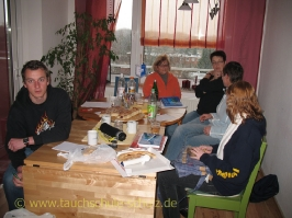 IDA CMAS Bronze Theorie 01./02.03.2008