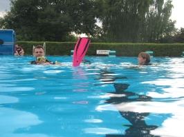 Schwimmbadausbildung 28.06.2007