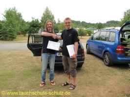 Rainer Rodewald, IDA CMAS Bronze (*), 11.07.2010