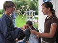 Lisa Steinke, IDA CMAS Grundtauchschein, 01.09.2007
