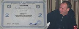 Reiner Berkowski , IDA CMAS ****, 02.11.2006