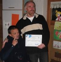 Holger Bombeck, IDA Tauchgangsbegleiter Behindertentauchen, 12.02.2009